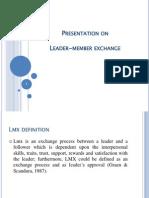 Presentation LMT
