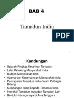 Bab 4 Tamadun India