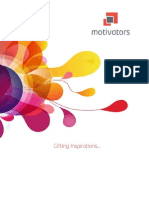Motivators Catalogue 2013