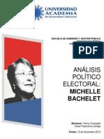 Análisis Político Electoral