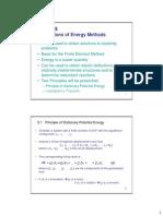 Energy Theorem