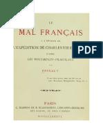 le mal français à l'époque de Charles VIII_1886