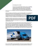 Making Things Right, The Trucking Jobs Iowa Way