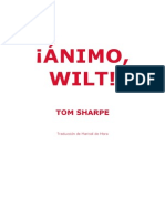 Sharpe Tom - Animo Wilt