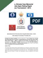Rapid FIDE Rating Tournament _document