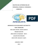 Universidad Privada Autonoma Del Sur