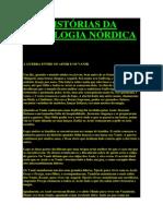 HISTÓRIAS DA MITOLOGIA NÓRDICA