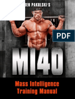 MI40 MainTrainingManual-Pakulsky