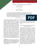 Ffa Screening Research