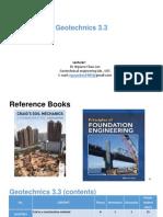 Geo Technics
