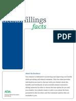 Dental Fillings Facts Full