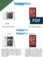 Comparación Nokia Lumia Vs Htc One