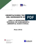 2012 Orientaciones Tecnicas Expediente Social