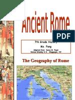 Ancient Rome 2009