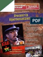 Prevenir la hipersexualización