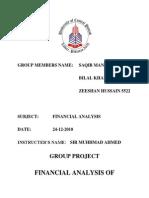 47316377 Financial Analysis of Rafhan Maize Pakistanffffff