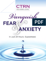 Vanquish Fear and Anxiety Workbook