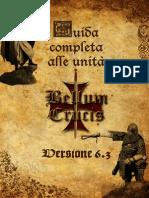 Bellum Crucis Manuale Unità ver 6.3