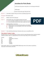 Kubota L355ss Illustrated Parts List Manual