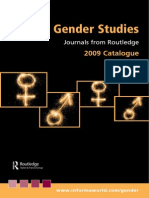 Routledge Catalogue Gender Journals 09