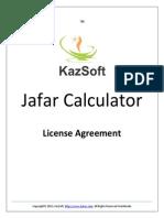 Jafar Calcultor