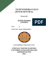 Sistem Penomoran & Sentral(Irfan)