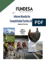 Informe Mundial Competitividad Turistica_2011