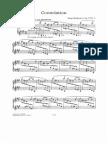 Morceaux Op. 17, n. 6 Consolazione