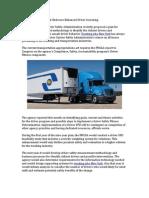 Trucking Jobs New York Endorses Enhanced Driver Screening
