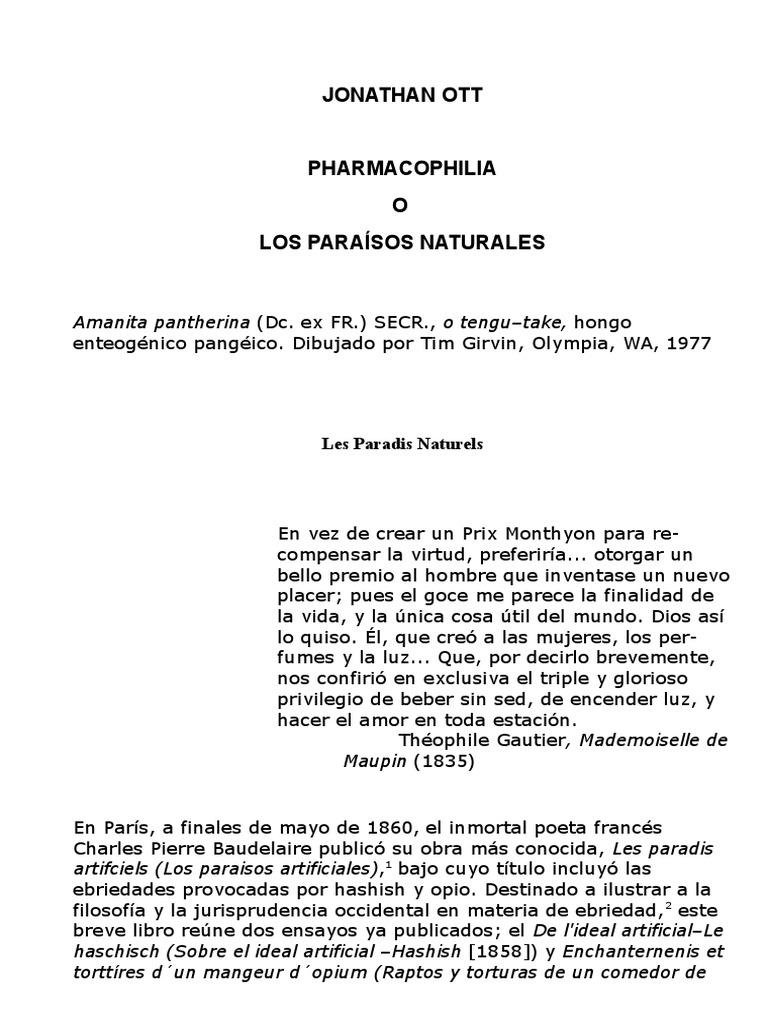 Jonathan Ott - Pharmacophilia