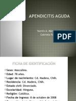 Diagnostico de Apendicitis Recargado