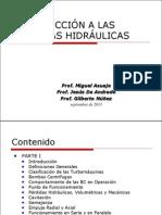 01-CURSO Turbomáquinas Hidráulicas - Introducción