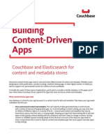 Couchbase Whitepaper Building Content Driven Apps
