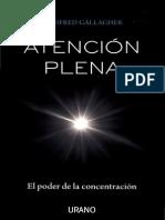 Gallagher Winifred - Atencion Plena - El Poder de La Concentracion