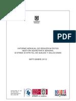 Informe Sdqs Sec Gen Septiembre 2012