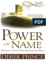 Power in the Name Derek Prince