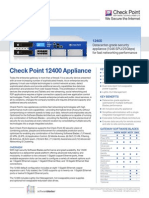 12400 Appliance Datasheet
