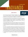 Innovando n' 49 de 17 de Julio de 2009