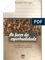 As Faces Da Espiritualidade - Hernandes Dias Lopes