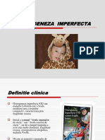 Osteogeneza Imperfecta I