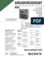 HCD-DX10_RG4SR_RG20_RG30T