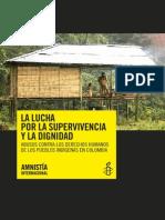 Amnistía Internacional la.lucha.de.los.pueblos.indigenas.colombianos.por.la.dignidad.pdf