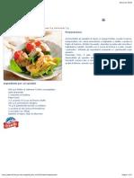LIDL Spiedini Di Pesce Con Avocado e Gamberetti