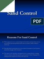 Sand Control
