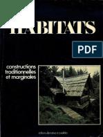 HABITATS Contructions Traditionnelles Et Marginales Lloyd Kahn