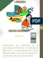Dislexia Ana Maria