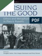 Pursuing the Good (Plato's Republic)