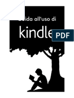 Kindle Paperwhite User Guide IT