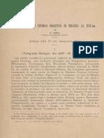 Nicolae Iorga-Amănunte din istoria noastră în veacul al XIX-lea