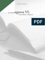 Lingua Portuguesa Vi Concordancia e Regencia Online